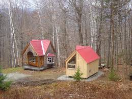 Tiny Cabins Relaxshacks Com Tiny House N U0027 Shed Compound In New England Three