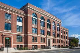 historic trade lifts community as loft apartments