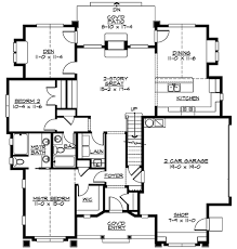 one bungalow house plans 14 one or two craftsman house plan 2 bungalow floor plans