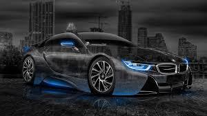 Bmw I8 Black And Blue - bmw i8 crystal city car 2014 el tony