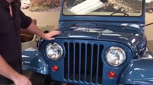 jeep kaiser custom willys jeep cj 5 identification kaiser willys omix ada tour