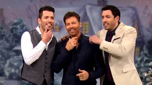 Property Brothers Cast Separated At Birth Harry Connick Jr U0027s U0027family Reunion U0027 With