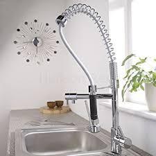 robinet mitigeur douchette cuisine robinet mitigeur de cuisine avec douchette design amazon fr