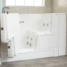 gelcoat value series 32x52 walk in whirlpool tub american standard