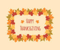 flat thanksgiving day greeting stock vector image 100287008