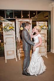Wedding Backdrop Doors Jade Litke U0026 Ryan Pitcher Wedding U2013 Bella Vista Utah