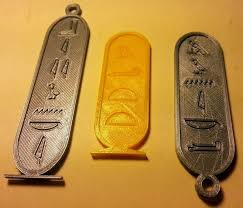 tinkercad egyptian cartouche project the create education