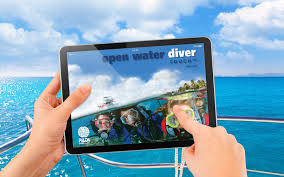 open water diver 3 options for knowledge development
