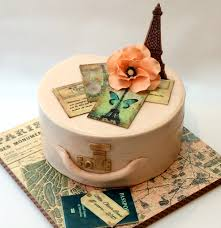 Kitchen Tea Cake Ideas Paris Themed Bridal Shower Cake U2014 Louise Sandy Custom Cakes