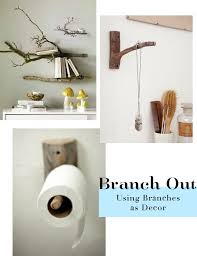 Tree Branch Bookshelf Diy Branches As Decor At Home In Love