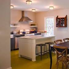 traditional flush mount overhead kitchen lighting flush mount