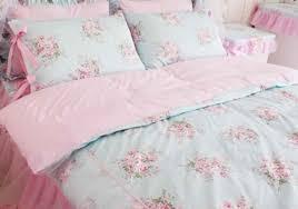bedding set blue shabby chic bedding loyal shabby chic queen
