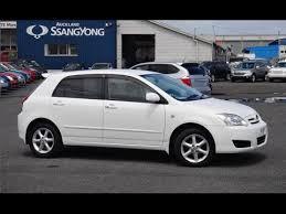 2005 toyota corolla review 2005 toyota corolla runx 1 8s 1800cc vvti petrol automatic