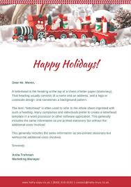 red photo christmas letterhead templates by canva