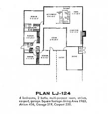 eichler home plans stunning 17 best images about eichler homes on pinterest mid