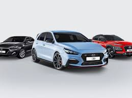 hyundai at the iaa with kona i30 n and i30 fastback magneti marelli