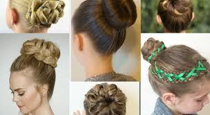 buns hair 9 sweet beautiful ballet buns for women and