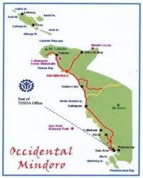 san jose mindoro map occidental mindoro facts figures tesda occidental mindoro