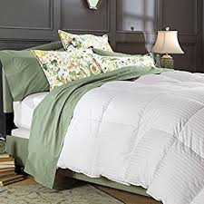 Can I Bleach A Down Comforter Amazon Com 1200 Thread Count Full Queen Size Siberian Goose