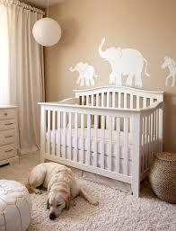 nursery with tan wall color transitional nursery benjamin