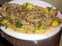 cuisiner escalope de veau recette d escalope de veau à la creme