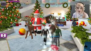crazy christmas shopping simulator video dailymotion