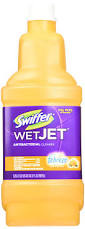 Swiffer Wetjet On Laminate Floors Amazon Com Swiffer Wet Jet Antibacterial Cleaner With Febreze