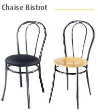 chaise bistrot chaises empilables chaise collectivité chaise bistrot mobilier