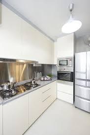 Kitchen Design Hdb White Kitchen Concept Lux Design Pte Ltd Hdb Kitchen