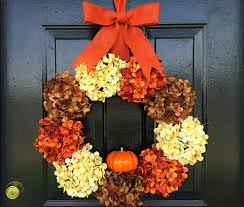 fall wreath ideas how to make fall wreaths with pumpkin decorations