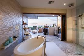 Modern Master Bathroom by Master Bathroom Design And Renovation Trends Continue For Modern