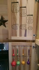 Kitchen Cabinet Decals Jar Measurements Decals Labels Decal Kitchen Cabinet Door Let S