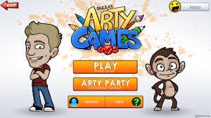 jazza u0027s arty games pc jazza studios