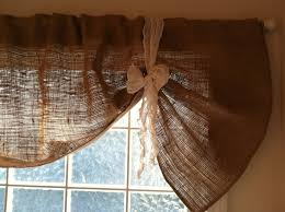 curtain how to make curtains using burlap four generations one