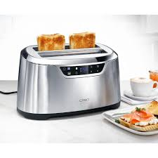 Graef Toaster Buy Design Long Slot Toaster 3 Year Product Guarantee