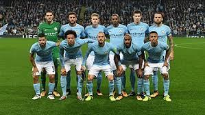 Manchester City 2017 18 Manchester City F C Season
