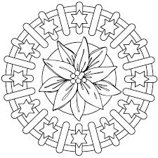 Coloriage Mandala Imprimable Gratuit Mandala Coloriage Mandala