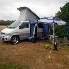 Bongo Awning Mazda Bongo Imperial Moonfleet Campervan