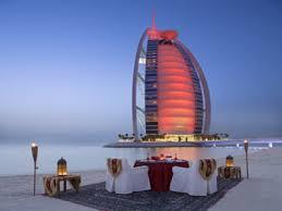 book dinner at burj al arab hotel in dubai with imonholidays