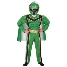 green power ranger costumes parties costume