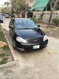toyota corolla se saloon 2004 for sale in lahore pakwheels