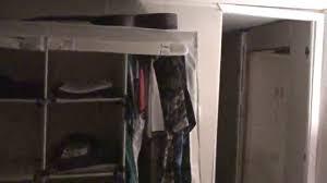 Clothes Closet Songmics 67 U0027 Clothes Closet Portable Wardrobe Clothes Storage Rack
