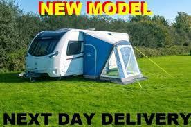 Caravan Awning Rail Protector 2016 Sunncamp Super Swift 325 Air Caravan Porch Awning Rear