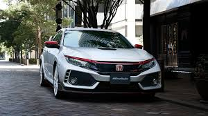 japanese civic type r accessories are cool hella expensive roadshow