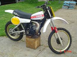 125 motocross bikes 1981 yz 125 h old moto motocross forums message