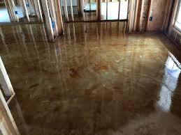 acid stained concrete flooring decorative concrete services