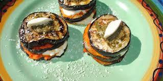 cuisiner des aubergines facile aubergines à la parmigiana facile et pas cher recette sur