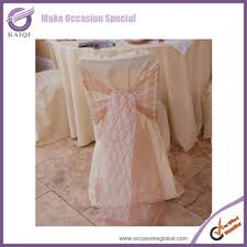 lace chair sashes 2014 hot design organza lace chair sashes tie backs and chair