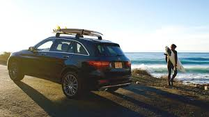 mercedes california here to here chasing waves with the glc in california mercedes