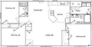 ranch house floor plans open plan simple open house plans open floor plan house designs small open